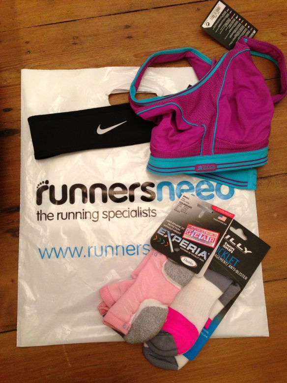 Purchases from Runners Need