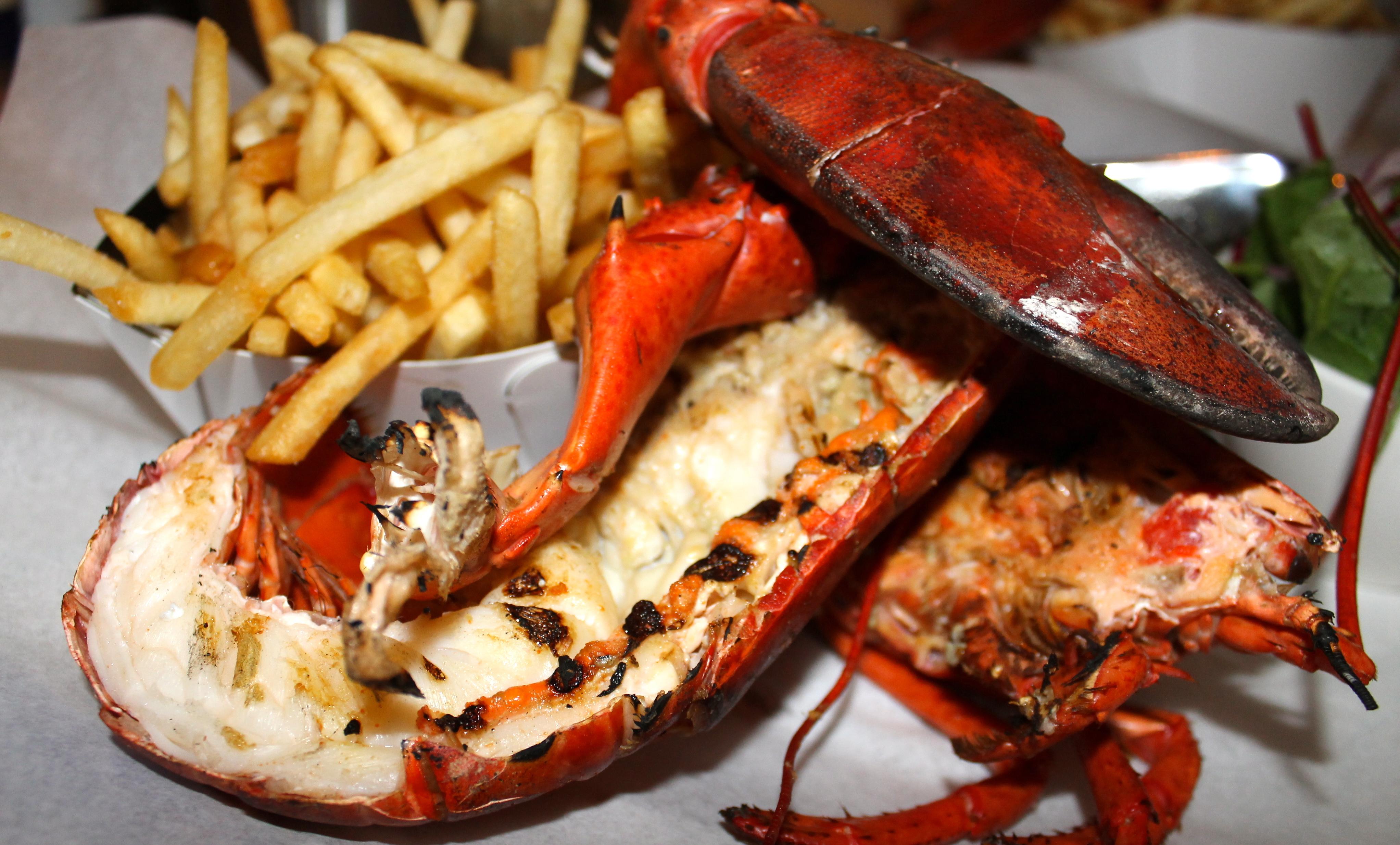 Lobster Roll The Affair | Lobster House