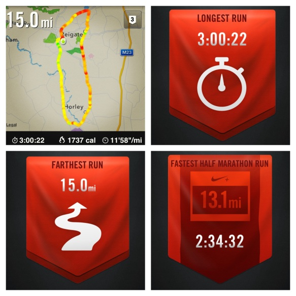 Week 11 Marathon Diaries
